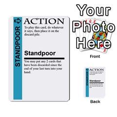 Ad Fluxx By Boanarrow   Multi Purpose Cards (rectangle)   Zcoqvqhecn22   Www Artscow Com Front 24
