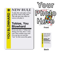 Ad Fluxx By Boanarrow   Multi Purpose Cards (rectangle)   Zcoqvqhecn22   Www Artscow Com Front 4