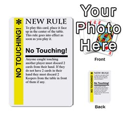 Ad Fluxx By Boanarrow   Multi Purpose Cards (rectangle)   Zcoqvqhecn22   Www Artscow Com Front 38