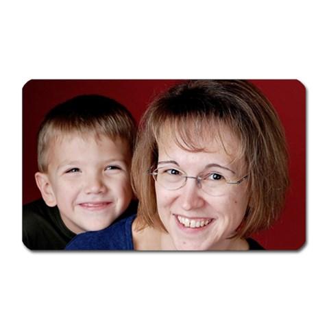Photo Magnet By Lynda   Magnet (rectangular)   N25plrkeyxf5   Www Artscow Com Front