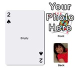 set 1 cards - Playing Cards 54 Designs