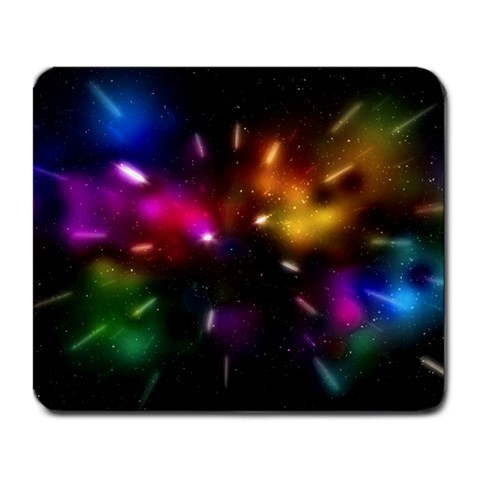 Galaxy Mousepad By Eugene Chin   Large Mousepad   Mjh9oudqxm3a   Www Artscow Com Front