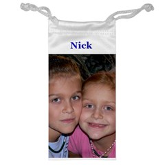 Nick By Dawn Gartin   Jewelry Bag   M1vkffq6us3x   Www Artscow Com Front