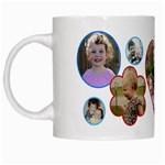 Mug-Family Pics - White Mug
