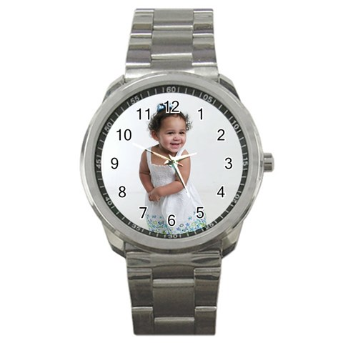 Des Watch By Chantal Cooper   Sport Metal Watch   Ma3rlwle7m4z   Www Artscow Com Front