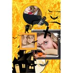 halloween - 5.5  x 8.5  Notebook