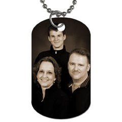 By Donna   Dog Tag (two Sides)   24xwmn8ynu82   Www Artscow Com Front