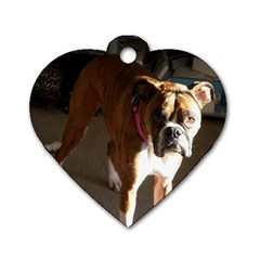 By  Chrissy Hels   Dog Tag Heart (two Sides)   U551k5c3noeq   Www Artscow Com Back