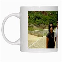 Caneca By Romero Marcos Alves De Queiroz   White Mug   Dv26usy9bsot   Www Artscow Com Left