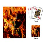 Fire Cards - Playing Cards Single Design
