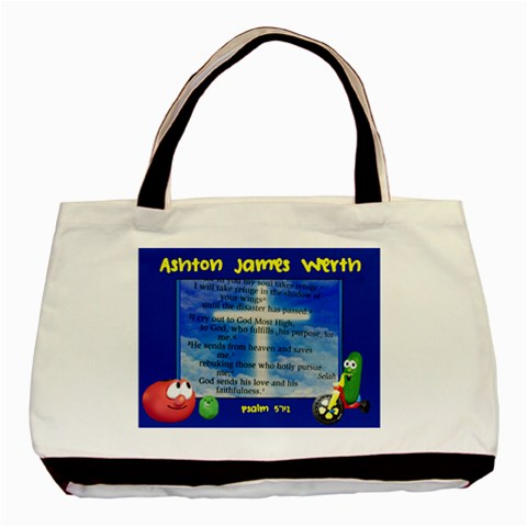 Ashton s Sunday School Bag By Ashley   Basic Tote Bag   Pzz6ze7k0be5   Www Artscow Com Front