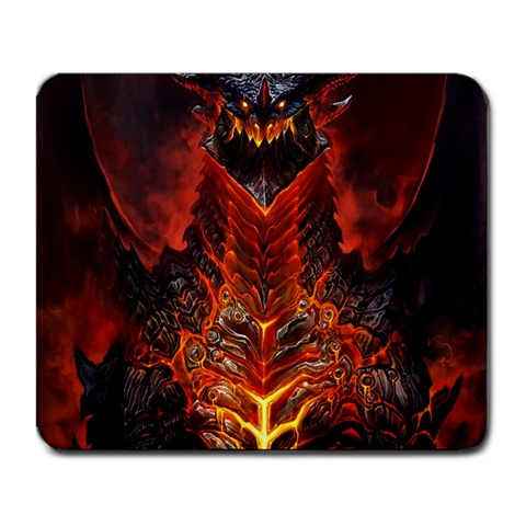 Cataclysm Mouse Pad By Micheal Harris   Large Mousepad   Pmh02nj7gley   Www Artscow Com Front