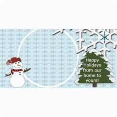 Christmas Card Templates  Copy Me By Danielle Christiansen   4  X 8  Photo Cards   50wj951t4khe   Www Artscow Com 8 x4 Photo Card - 7