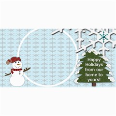 Christmas Card Templates  Copy Me By Danielle Christiansen   4  X 8  Photo Cards   50wj951t4khe   Www Artscow Com 8 x4 Photo Card - 9