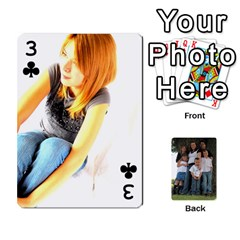 Cards By Nasha Vandevoord   Playing Cards 54 Designs   8n7gqvmx2rdh   Www Artscow Com Front - Club3