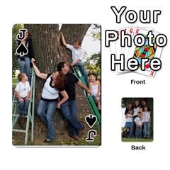 Jack Cards By Nasha Vandevoord   Playing Cards 54 Designs   8n7gqvmx2rdh   Www Artscow Com Front - SpadeJ
