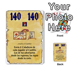 El Grande   Rey E Intriga (2/3) By Juan Luis Bermudez   Multi Purpose Cards (rectangle)   P79hvvp0pit6   Www Artscow Com Front 1