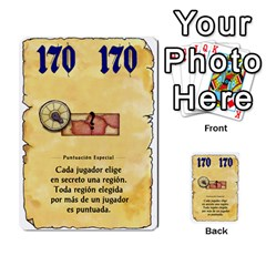 El Grande   Rey E Intriga (2/3) By Juan Luis Bermudez   Multi Purpose Cards (rectangle)   P79hvvp0pit6   Www Artscow Com Front 6