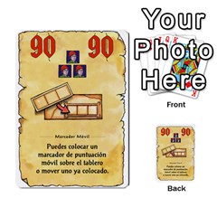 El Grande   Rey E Intriga (2/3) By Juan Luis Bermudez   Multi Purpose Cards (rectangle)   P79hvvp0pit6   Www Artscow Com Front 54