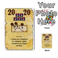 El Grande   Rey E Intriga (2/3) By Juan Luis Bermudez   Multi Purpose Cards (rectangle)   P79hvvp0pit6   Www Artscow Com Front 11