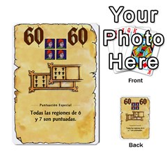 El Grande   Rey E Intriga (2/3) By Juan Luis Bermudez   Multi Purpose Cards (rectangle)   P79hvvp0pit6   Www Artscow Com Front 17