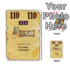 El Grande   Rey E Intriga (2/3) By Juan Luis Bermudez   Multi Purpose Cards (rectangle)   P79hvvp0pit6   Www Artscow Com Front 27