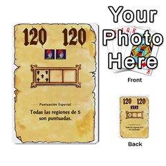El Grande   Rey E Intriga (2/3) By Juan Luis Bermudez   Multi Purpose Cards (rectangle)   P79hvvp0pit6   Www Artscow Com Front 28