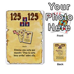 El Grande   Rey E Intriga (2/3) By Juan Luis Bermudez   Multi Purpose Cards (rectangle)   P79hvvp0pit6   Www Artscow Com Front 29