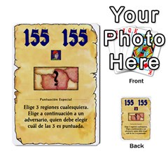 El Grande   Rey E Intriga (2/3) By Juan Luis Bermudez   Multi Purpose Cards (rectangle)   P79hvvp0pit6   Www Artscow Com Front 4