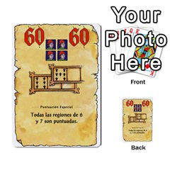El Grande   Rey E Intriga (2/3) By Juan Luis Bermudez   Multi Purpose Cards (rectangle)   P79hvvp0pit6   Www Artscow Com Front 48