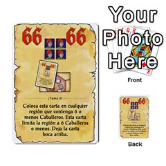 El Grande   Rey E Intriga (2/3) By Juan Luis Bermudez   Multi Purpose Cards (rectangle)   P79hvvp0pit6   Www Artscow Com Front 50