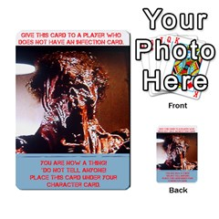 The Thing #3 By Mark Chaplin   Multi Purpose Cards (rectangle)   K4emxwn33acx   Www Artscow Com Front 1