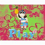 Love my new playroom prints...  - Collage 11  x 14