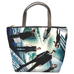Inception Bag By Anna Vi?as Pascua   Bucket Bag   732fwblo342s   Www Artscow Com Front