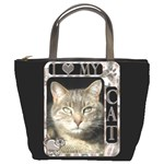 I Love My Cat Bag - Bucket Bag