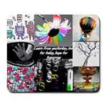 awesome - Collage Mousepad