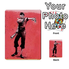 Team Fortress 2 Card Game By Pearson Lim Hui Chye   Multi Purpose Cards (rectangle)   E8ot1m7pk25d   Www Artscow Com Front 14