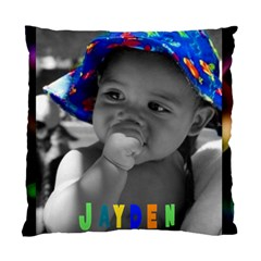 My Kiddos  By Krystal M    Standard Cushion Case (two Sides)   Nnpgo96fxu5x   Www Artscow Com Back