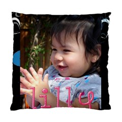 Lilly Moon  By Krystal M    Standard Cushion Case (two Sides)   Wpb0ng995x0d   Www Artscow Com Back