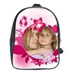Pink bag - School Bag (Large)
