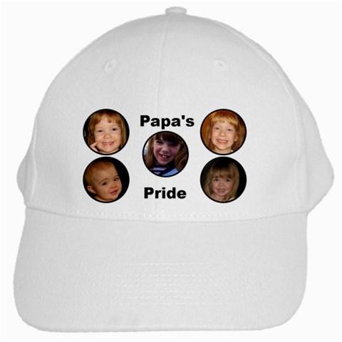 Papaspride2 By Kerry Bellman   White Cap   4qntnsmxikb4   Www Artscow Com Front