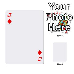 Jack Mish s Cards Noosa  By Michelle Steele   Playing Cards 54 Designs   Zkac26m274xq   Www Artscow Com Front - DiamondJ