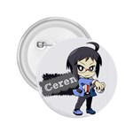 Pokemon Black & White: Childhood Friend Cheren/Ceren - 2.25  Button