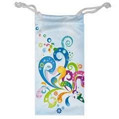 Scroll By Janie   Jewelry Bag   5i0n0dxdmgjw   Www Artscow Com Front