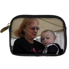 Nana By Christy Long Sammons   Digital Camera Leather Case   Lku4npxs970d   Www Artscow Com Front