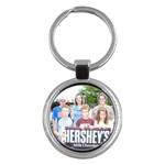 hershey keychain - Key Chain (Round)