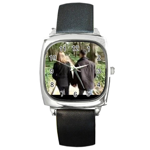 Watch I Made For My Daughter Cari By Debra Oehlberg   Square Metal Watch   M0qf7yie9jc4   Www Artscow Com Front