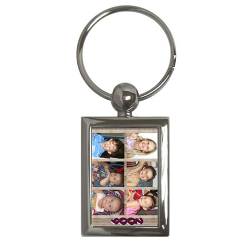 By Susie Fisher   Key Chain (rectangle)   B8sptb5rtu3y   Www Artscow Com Front