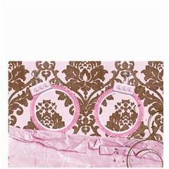 Pink Chocolate Bucket Bag By Danielle Christiansen   Bucket Bag   W3990vkfy3uy   Www Artscow Com Back