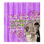 Purple Dream - Shower Curtain 66  x 72  (Large)